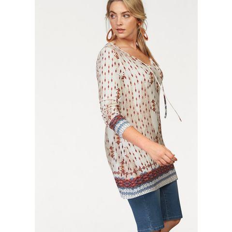 BOYSEN'S Tuniekshirt met ronde hals