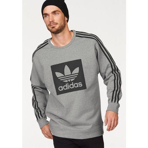 NU 20% KORTING: ADIDAS ORIGINALS Sweatshirt met ronde hals