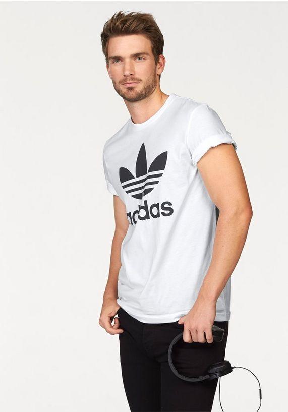 ADIDAS ORIGINALS T-shirt korte mouwen & ronde hals