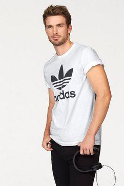 T-shirt korte mouwen & ronde hals