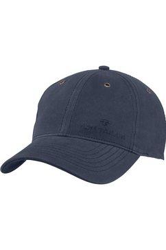 tom tailor baseballcap blauw