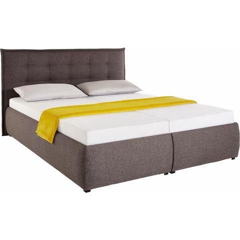 MAINTAL bed 5 zones koudschuim H3 bruin Maintal 849734