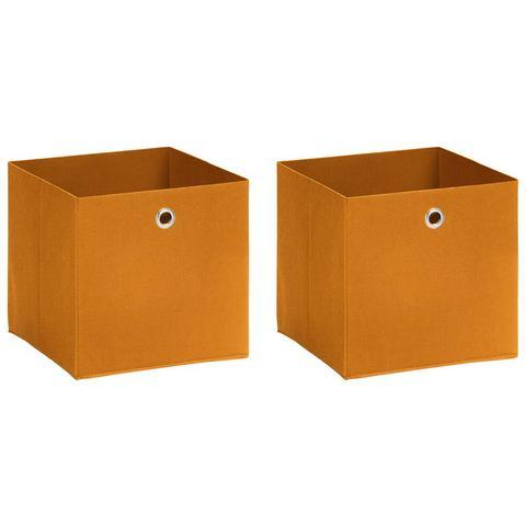 Badkamerseries SCHILDMEYER Opvouwbare doos Box set van 2 385732