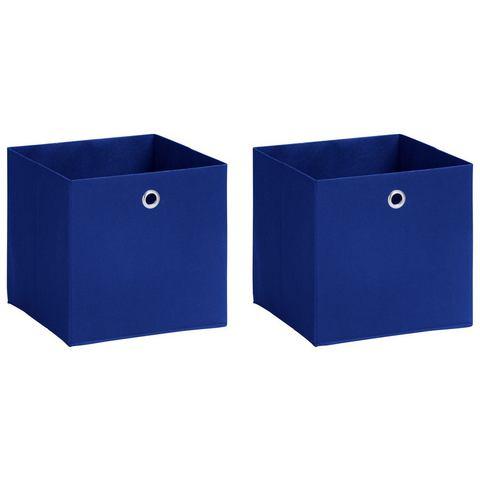 Badkamerseries SCHILDMEYER Opvouwbare doos Box set van 2 769248