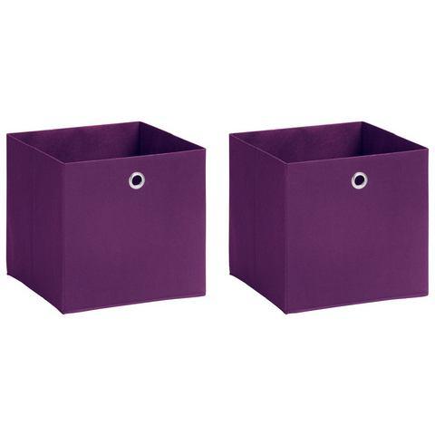 SCHILDMEYER Opvouwbare doos Box set van 2