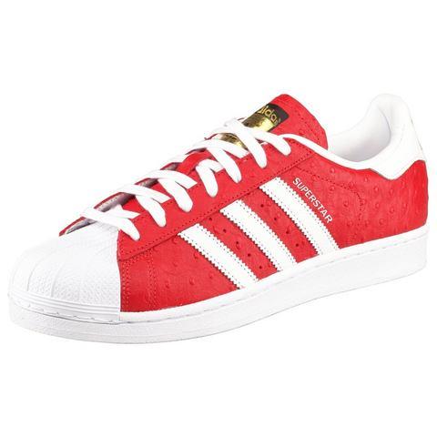 NU 15% KORTING: ADIDAS ORIGINALS Sneakers Superstar Animal
