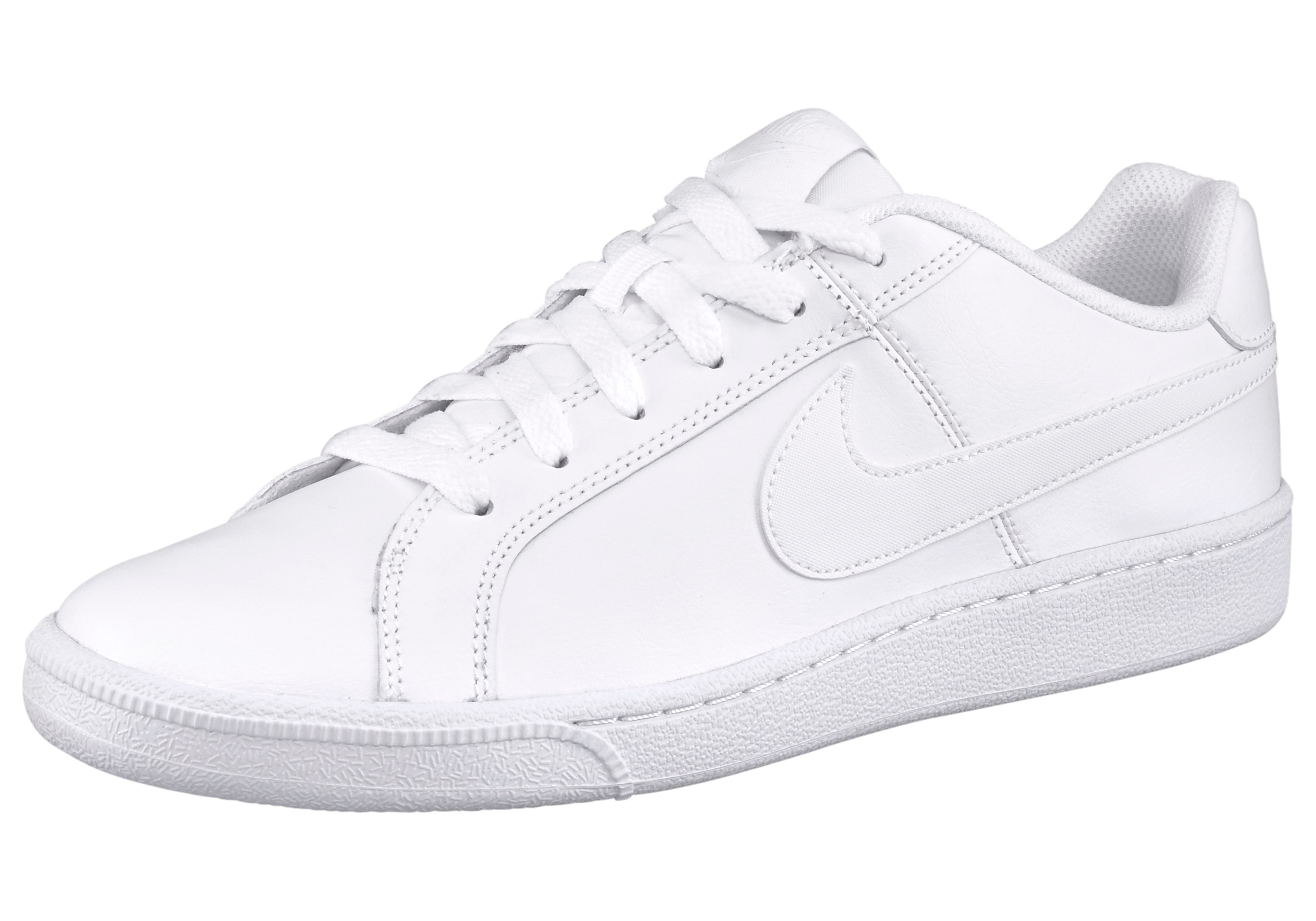 Nike Nike Cour Baskets Taille 41 - Royale - Hommes - Blanc uguBOeSPH