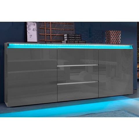 Dressoirs Tecnos sideboard breedte 180 cm 565628