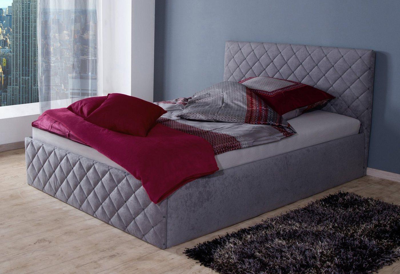 WESTFALIA POLSTERBETTEN Bed in 4 breedten