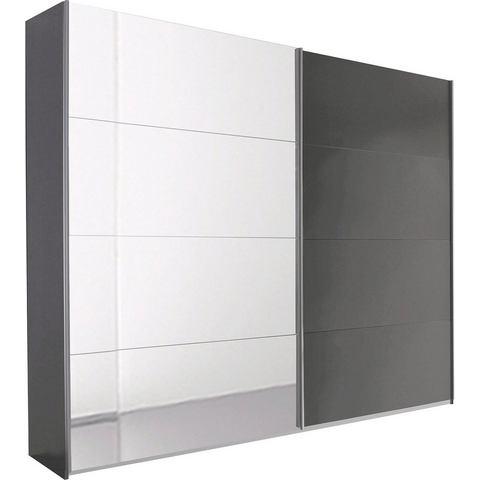 Kledingkasten RAUCH Zweefdeurkast met spiegel 711032
