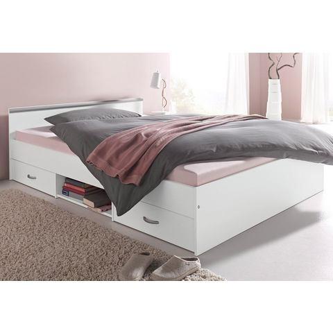 PARISOT Bed met bergruimte wit Parisot 750296