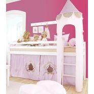 hoppekids toren »fairytale flower« roze
