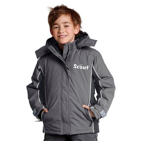 Ski-jack, Scout