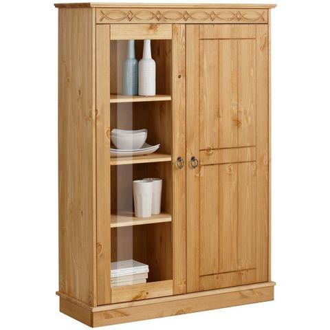 Dressoirs HOME AFFAIRE highboard Indra breedte 86 cm 364612