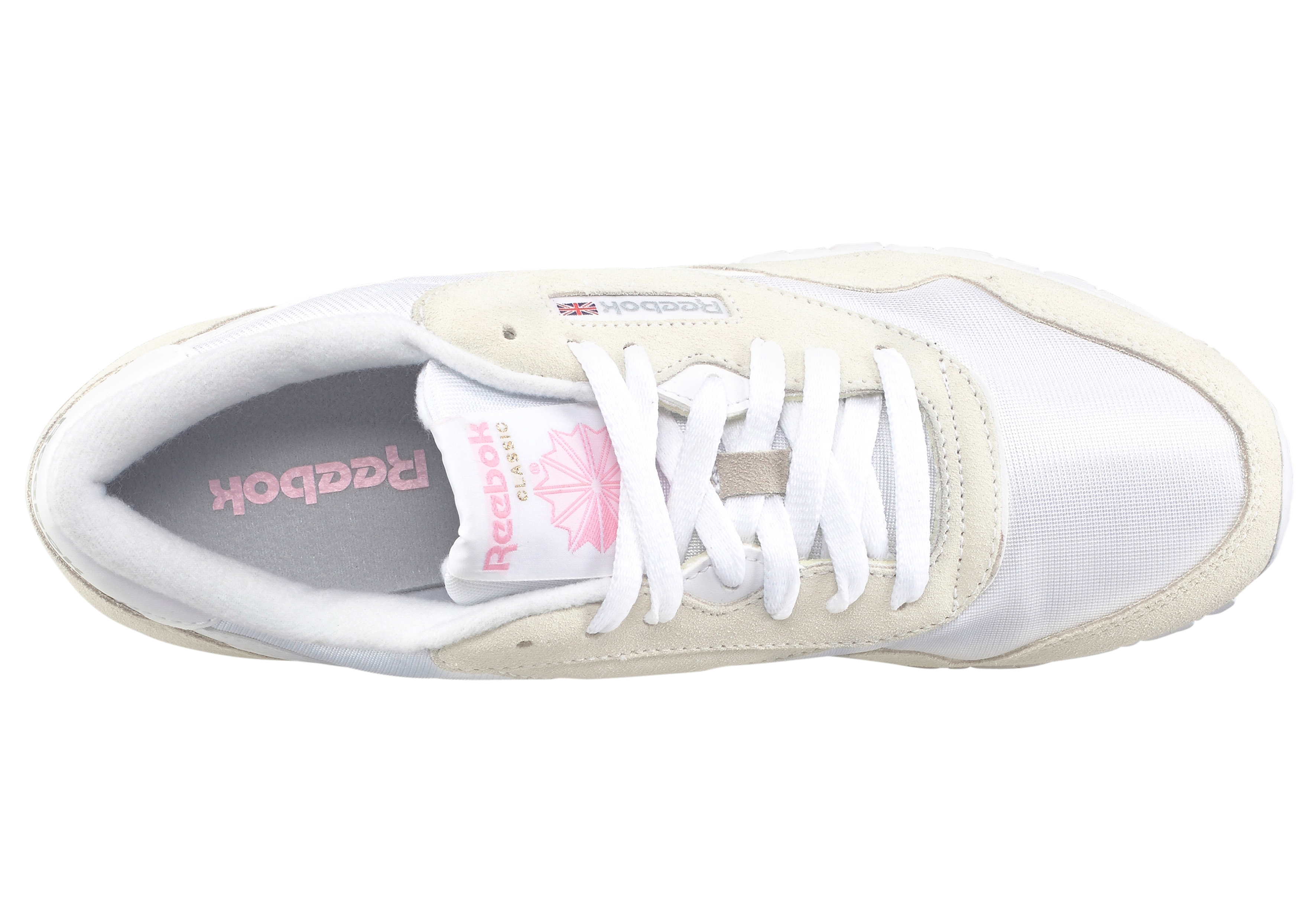 Sneakers Nylon Online Shop Reebok Cl vw8OmNn0