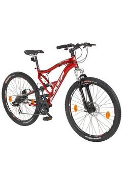 Mountainbike »ATTACK rood, 70 cm (27,5 inch)«