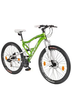 Mountainbike »ATTACK groen, 70 cm (27,5 inch)«