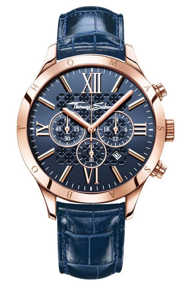 THOMAS SABO chronograaf »REBEL URBAN WA0211«