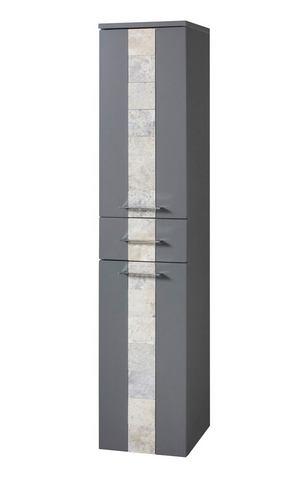 Badkamerkasten Hoge kast Stone 313157