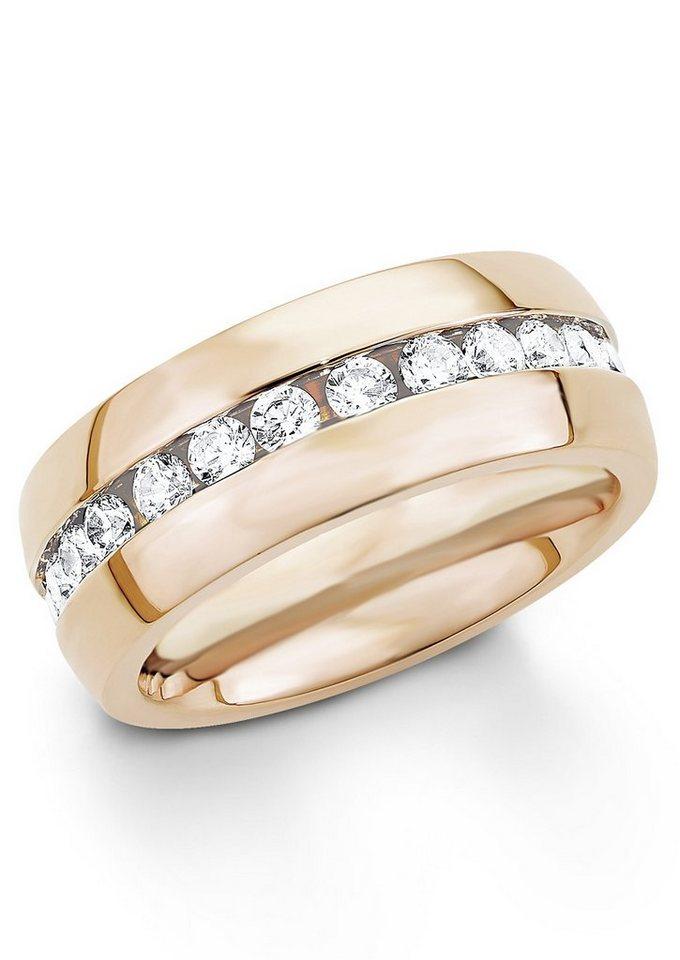 S.OLIVER ring met zirkoon »SO1338/1-5«