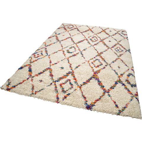 THEKO Hoogpolig karpet Color Shaggy 621