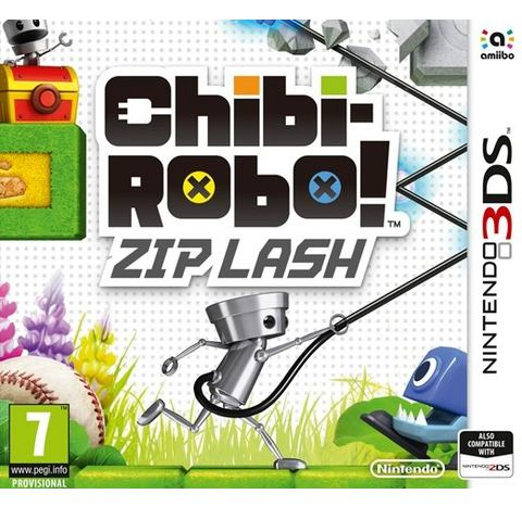 Nintendo Chibi-Robo!, Zip Lash 3DS (2231348)