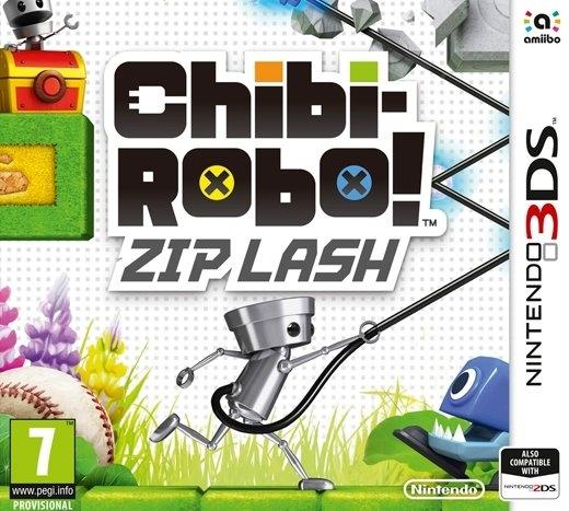 NINTENDO 3DS, Chibi-Robo, Zip Lash nu online bestellen