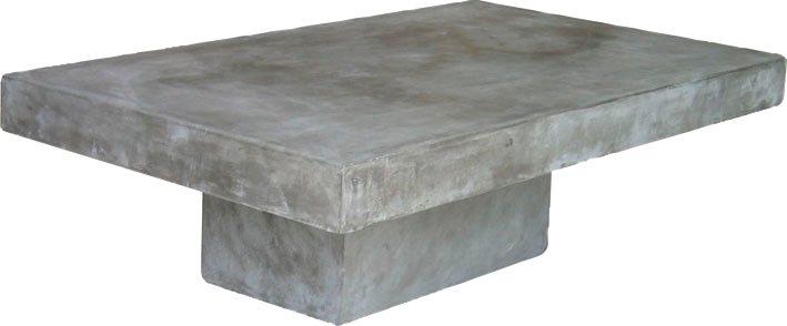 SIT salontafel Cement, in 3 afm.