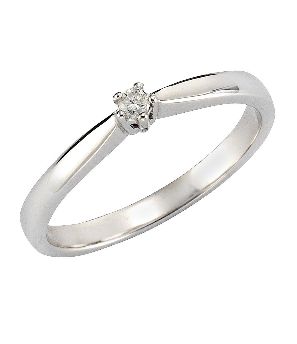 Firetti zilveren ring Verlovingsring/stapelring - gratis ruilen op otto.nl