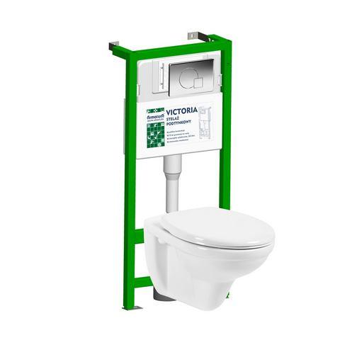 Sanitair Complete set: wandtoilet Loara 723229