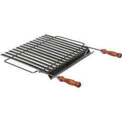 grillrooster »wellfire«, voor »wellfire« terrashaard, bxd: 38x53 cm grijs