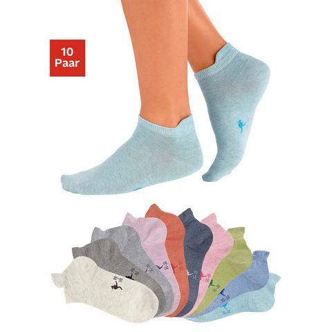 NU 20% KORTING: KANGAROOS Sneaker-sokken 10 paar