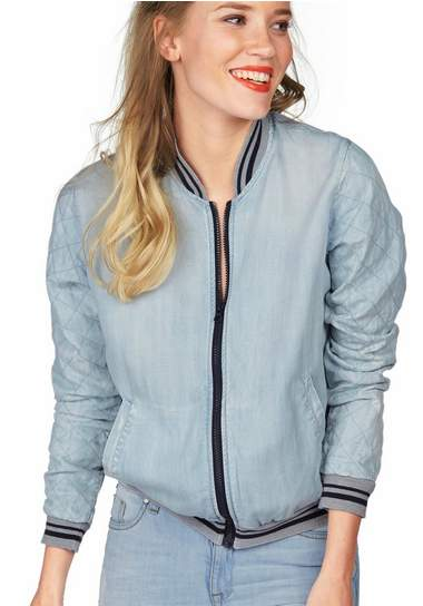 COLORADO DENIM blouson »Olga«
