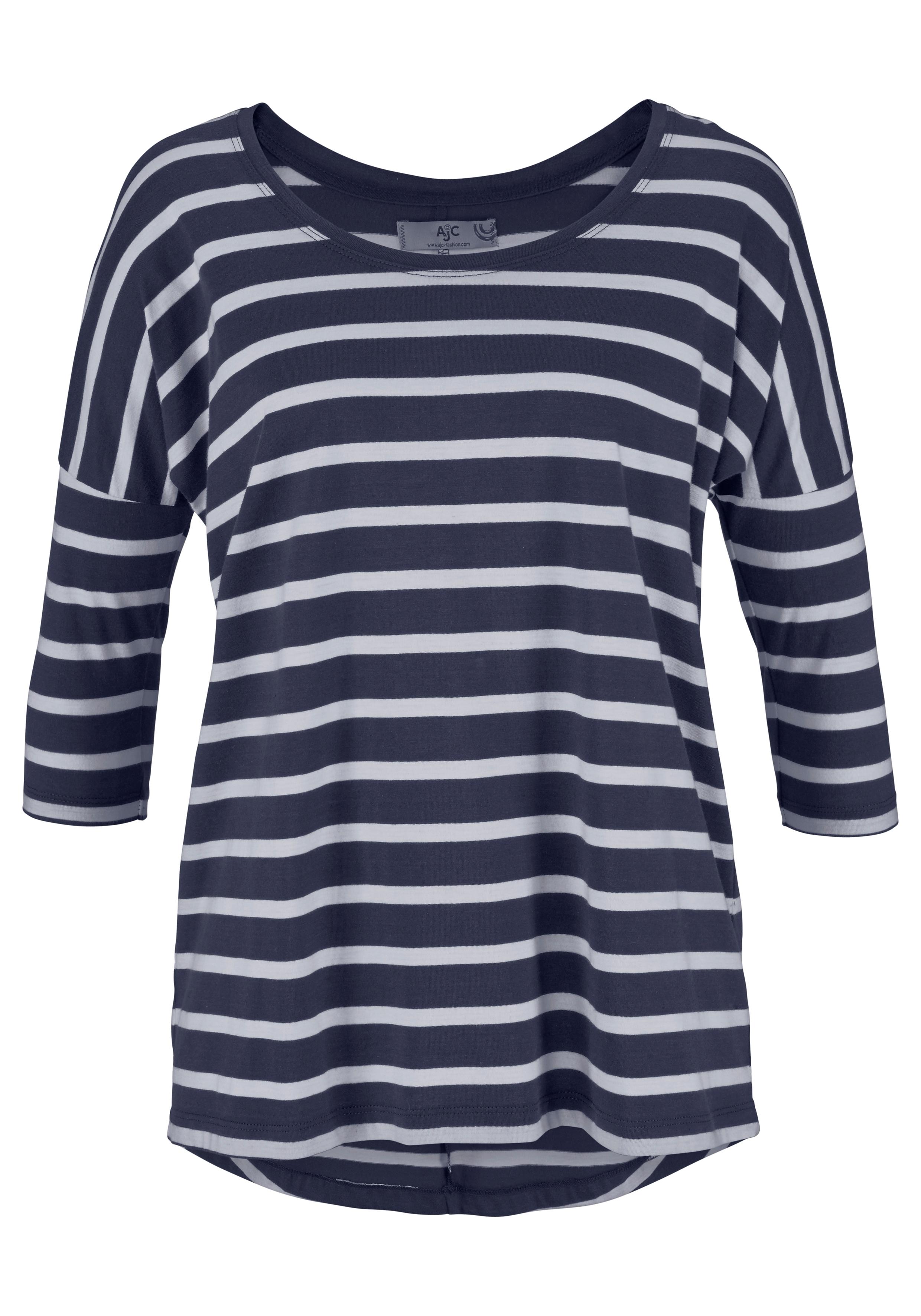 Ajc Shirt Strepen Met Online Shoppen 34RjLqc5A