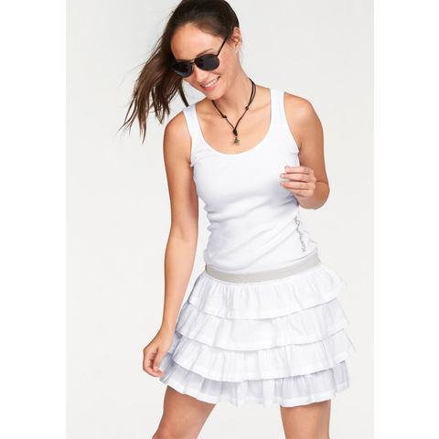 KANGAROOS Mini-jurk met volantrok
