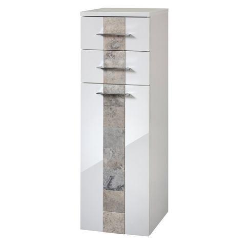 Badkamerkasten Midi kabinet Stone 732206
