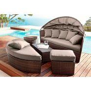 merxx beschermhoes »multi lounge«, loungebed, (lxbxh) 177x162x83 cm groen