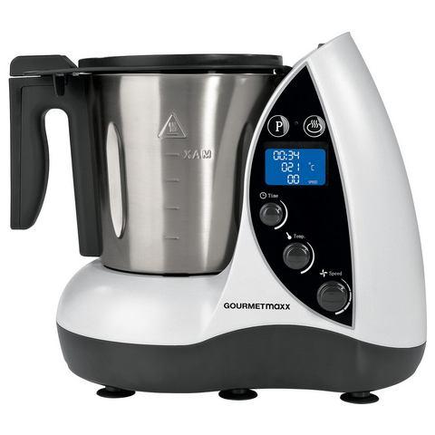 GOURMET MAXX Keukenmachine Thermo-multicooker