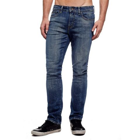 Guess SKINNY Slim fit jeans blue path