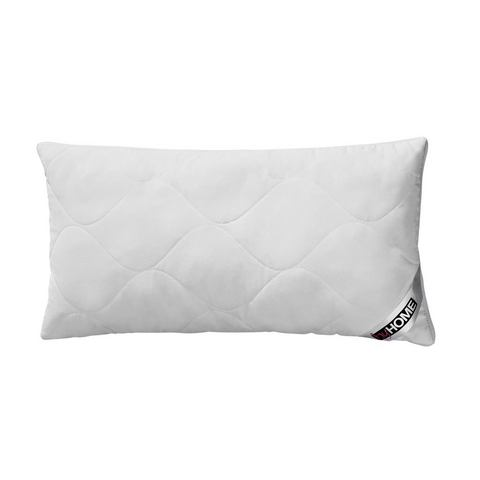 Microfiber-hoofdkussen, Climacontrol cotton made in Africa, MY HOME, droog slaapklimaat