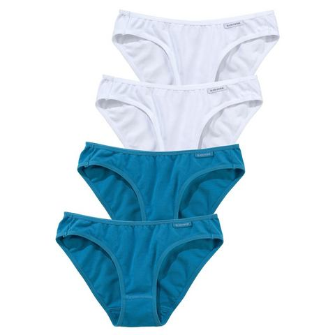 Bikinislip, set van 4, S.OLIVER
