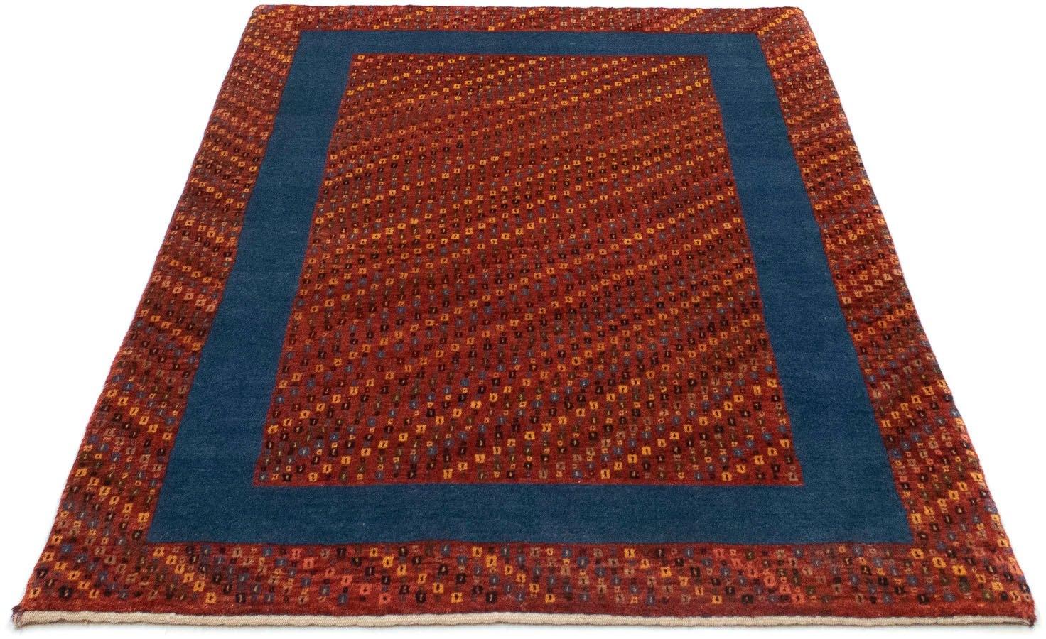 morgenland wollen kleed Loribaft Teppich handgeknüpft rot handgeknoopt bestellen: 30 dagen bedenktijd