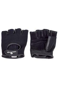 silverton trainingshandschoenen comfort zwart