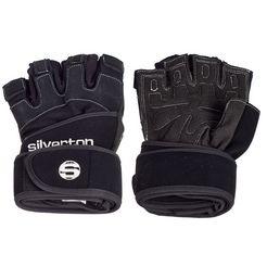 silverton trainingshandschoenen, »power plus« zwart