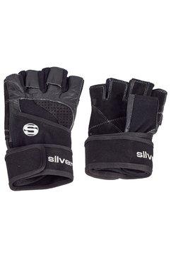 silverton trainingshandschoenen, »power« zwart