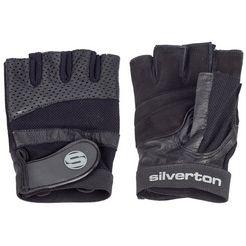 silverton trainingshandschoenen pro plus zwart