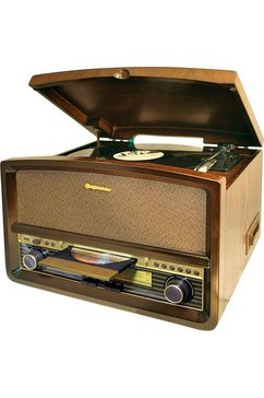 Mini-hifi-set HIF-1937TUMPK met 1x USB