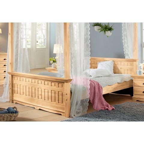 HOME AFFAIRE ledikant »Claudia« geloogd/geolied beige Home Affaire 392039