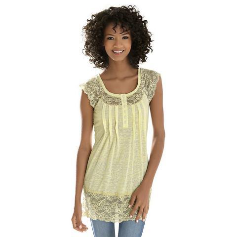 Longline-shirt