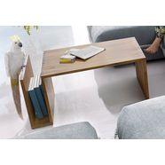 inosign salontafel massief hout bruin